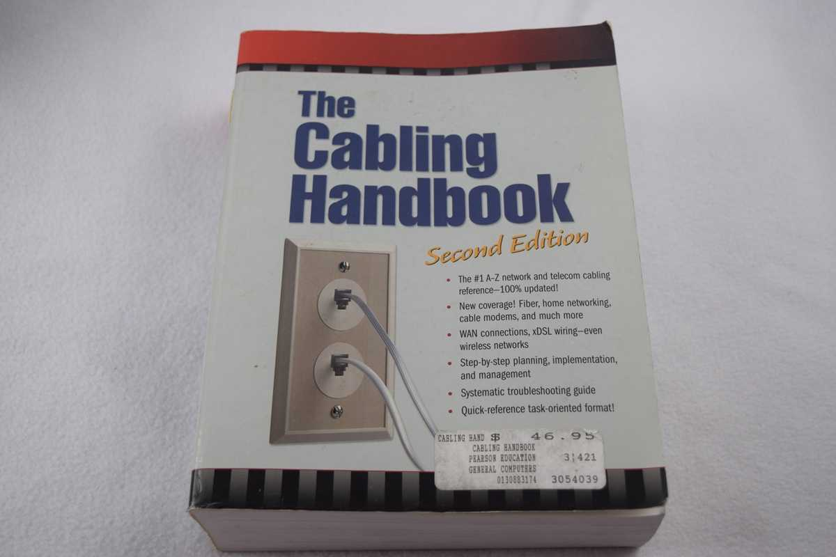 Image for Cabling Handbook, The (2nd Edition)