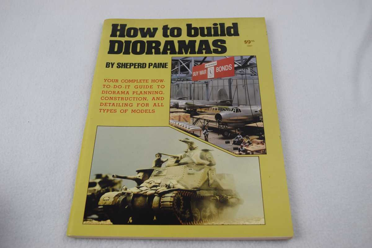 Image for How to Build Dioramas