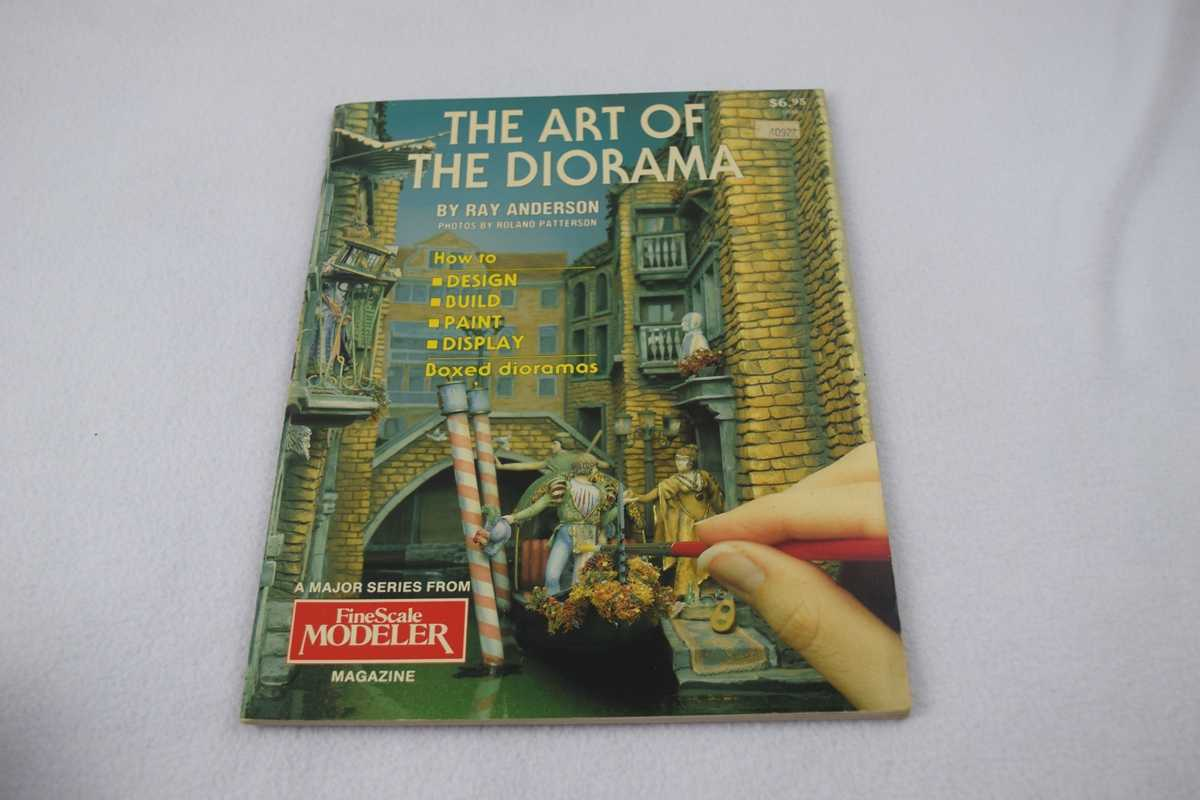 Image for Art of The Diorama, The