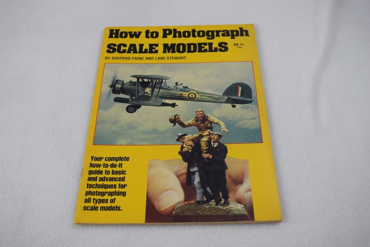 Image for How to Photograph Scale Models