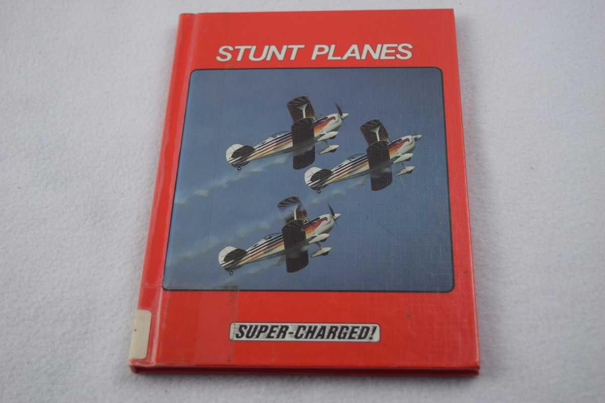 Image for Stunt Planes (Super-Charged Ser.)