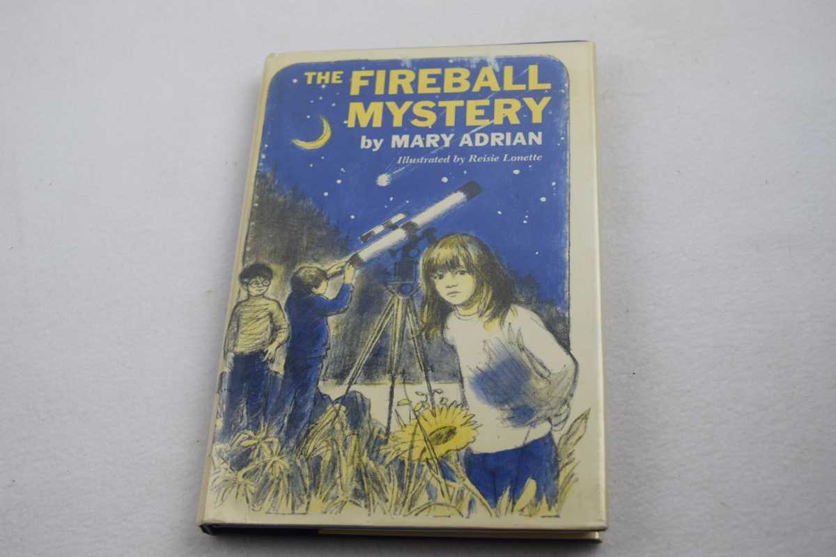 Image for The Fireball Mystery