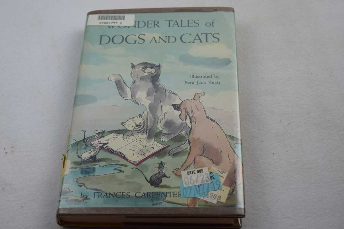 Image for Wonder Tales of Dogs and Cats