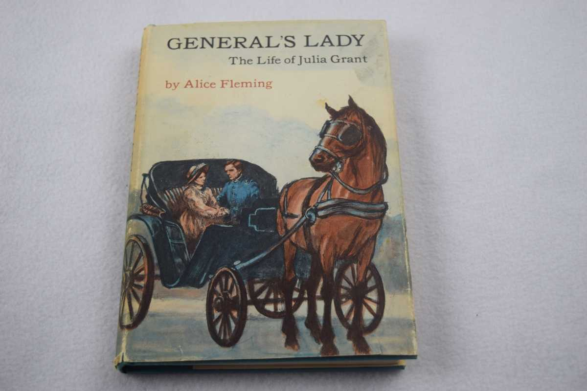 Image for General's Lady the Life of Julia Grant