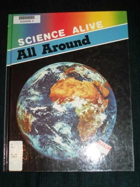 All around (Science Alive), Kerrod, Robin