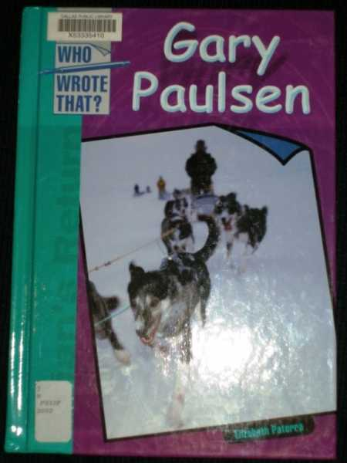 Gary Paulsen (Who Wrote That?), Paterra, Elizabeth