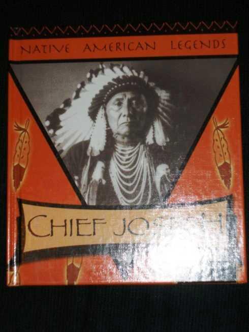 Chief Joseph (Native American Legends), McLeese, Don