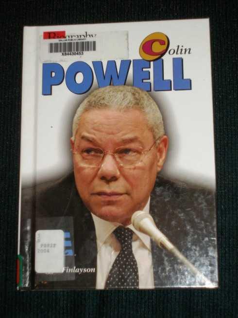 Colin Powell (Biography), Finlayson, Reggie