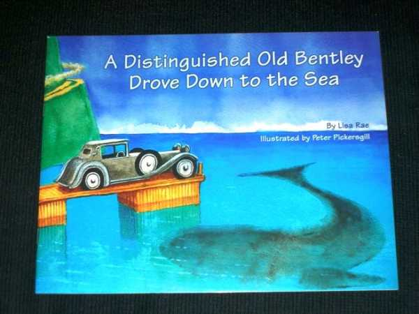 A Distinguished Old Bentley Drove Down to the Sea, Rae, Lisa