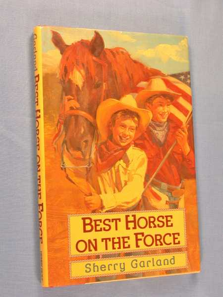 Best Horse on the Force, Garland, Sherry