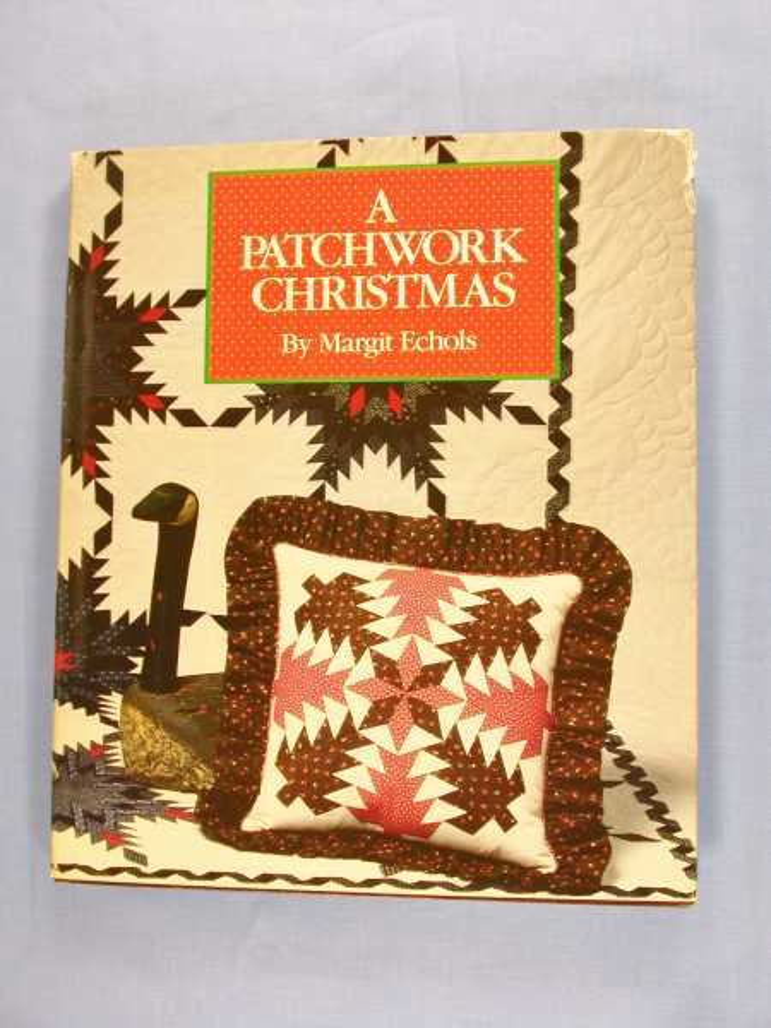 A Patchwork Christmas, Echols, Margit