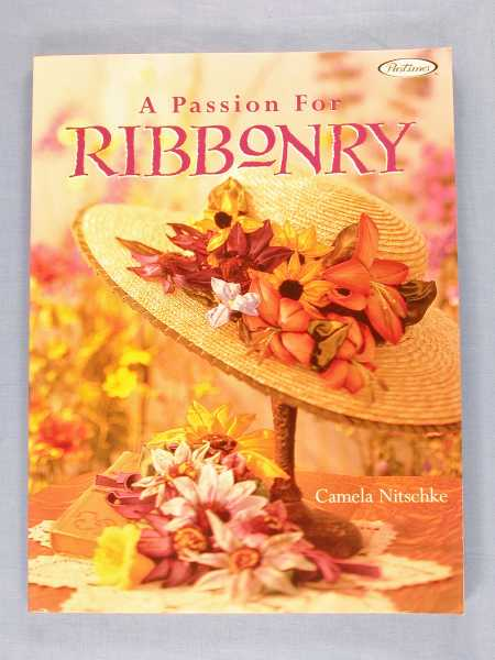 A Passion for Ribbonry, Nitschke, Camela
