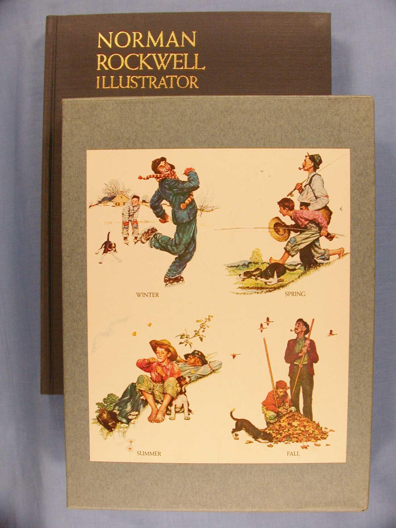 Norman Rockwell Illustrator, Guptill, Arthur A.