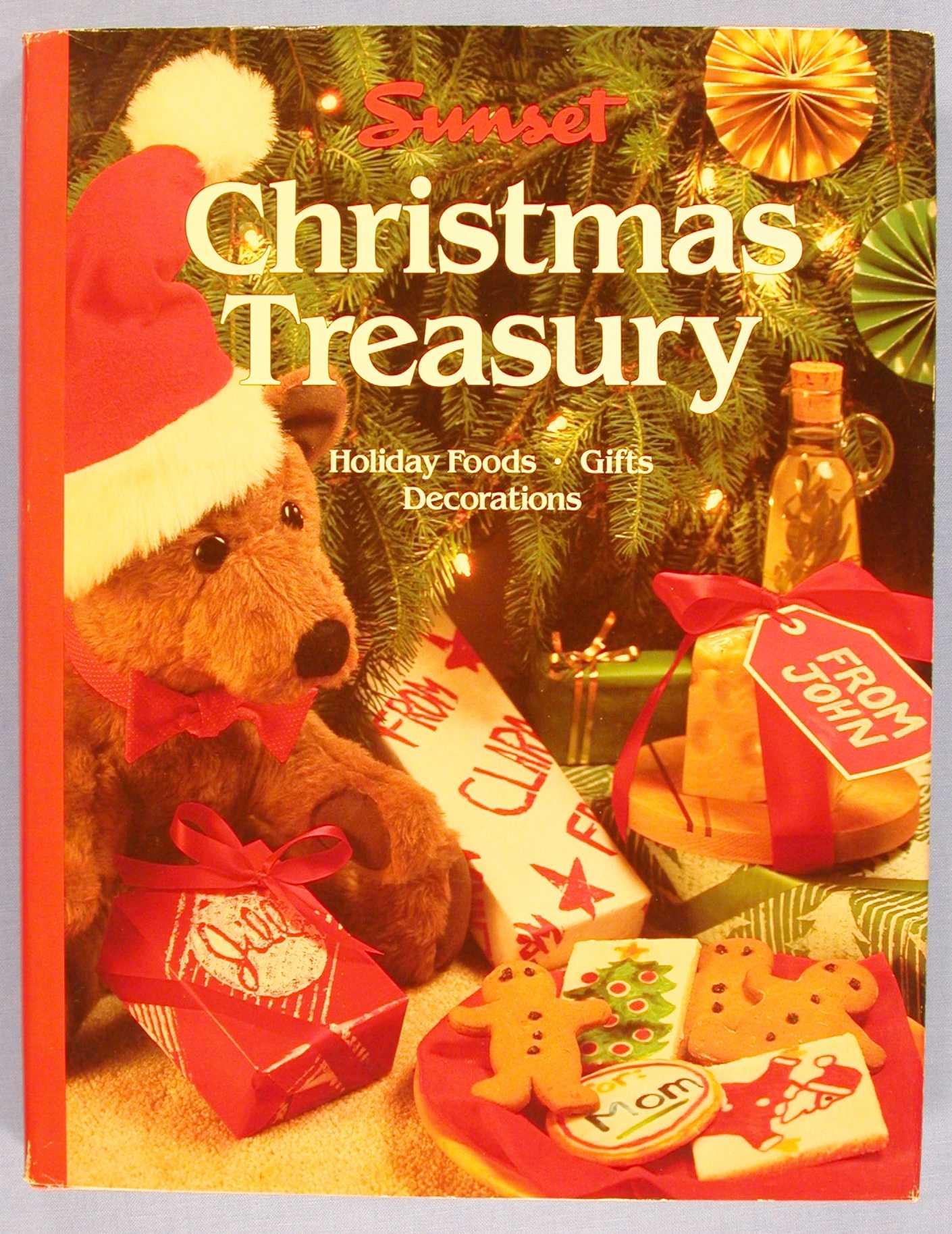 Christmas Treasury, Bix, Cynthia Overbeck, Editor