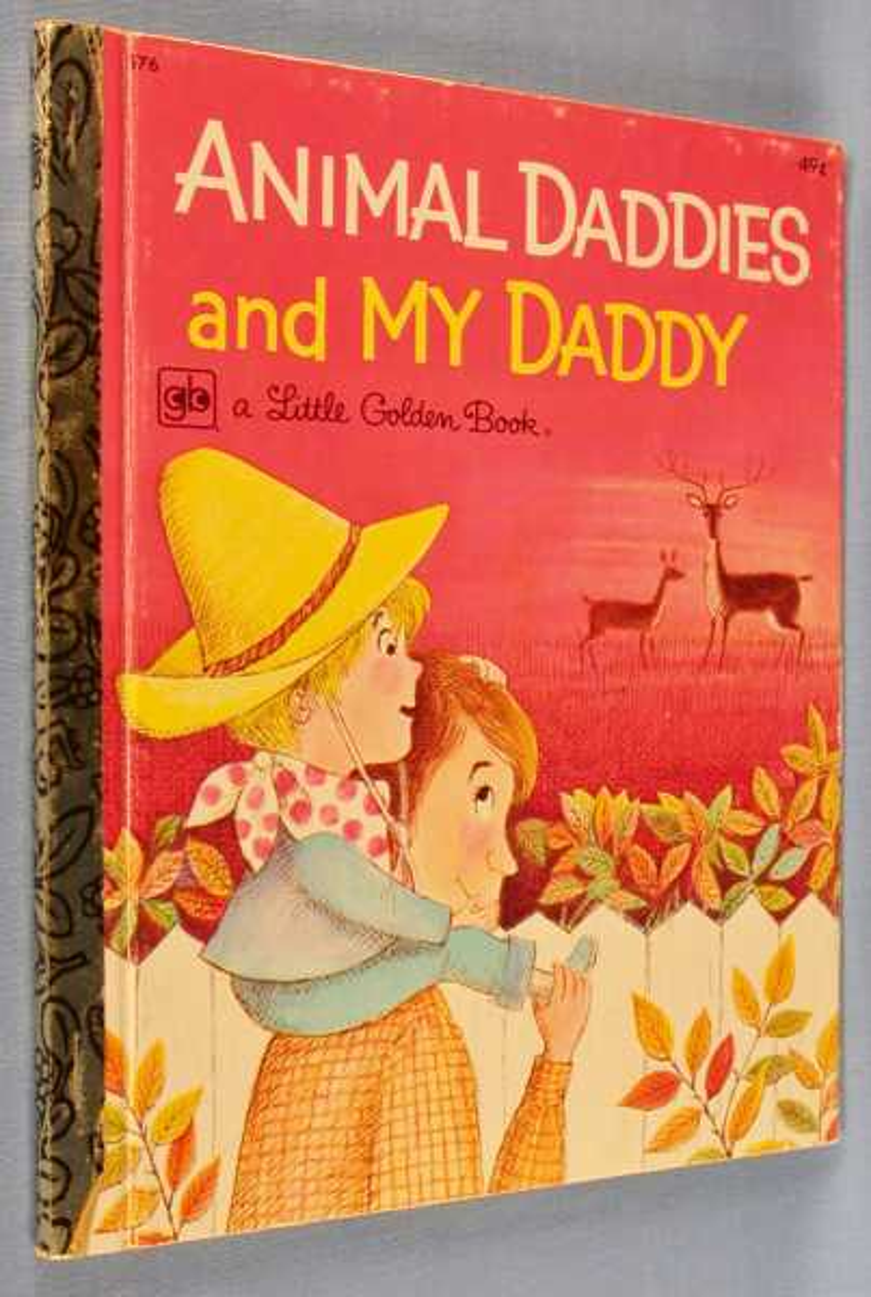 Animal Daddies and My Daddy, Hazen, Barbara Shook