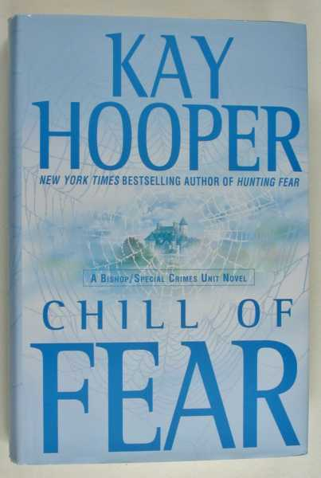 Chill Of Fear, Hooper, Kay