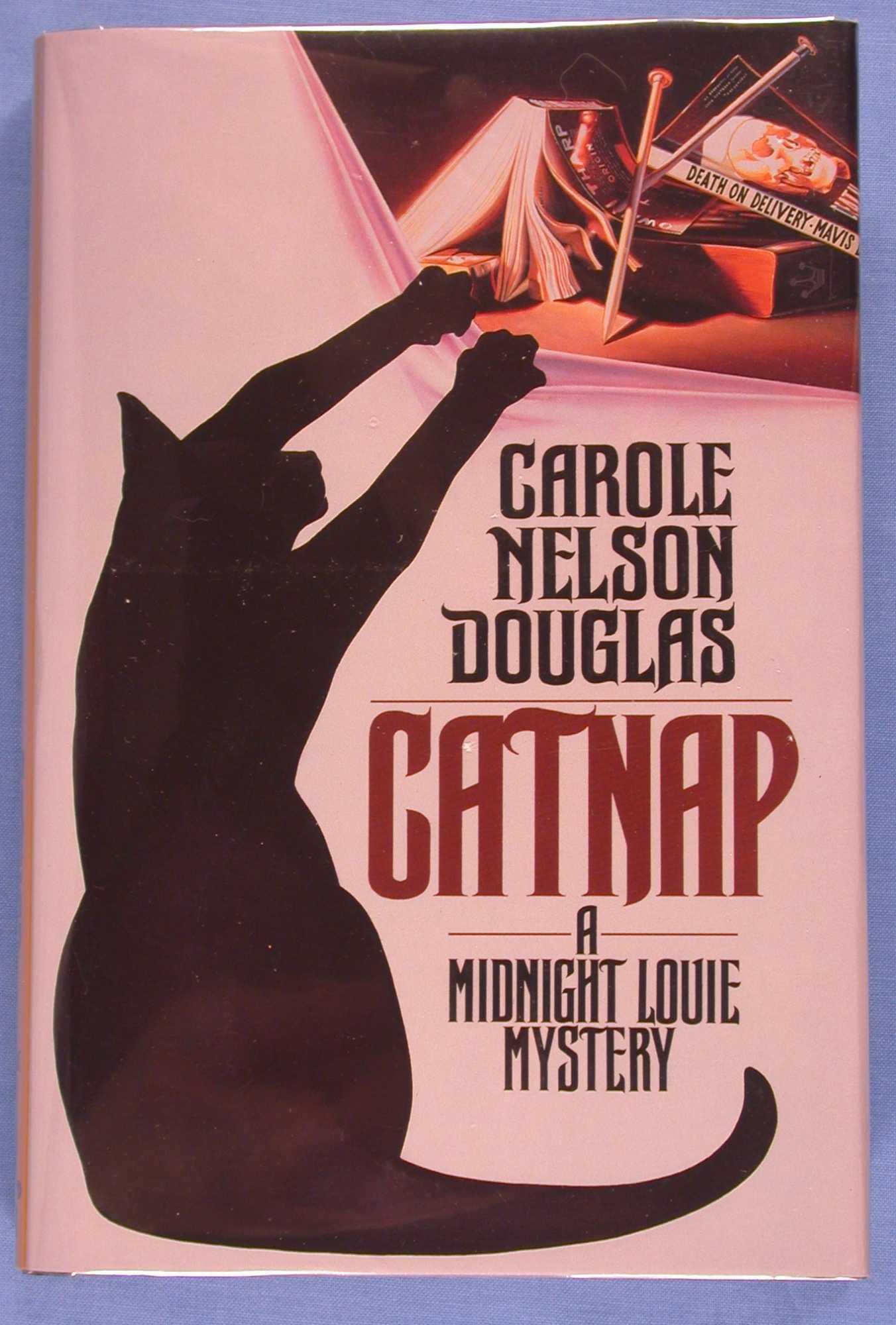 Catnap (Midnight Louie Mystery #1), Douglas, Carole Nelson