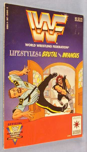 Lifestyles of the Brutal and Infamous (World Wrestling Federation), Laura Hitchcock