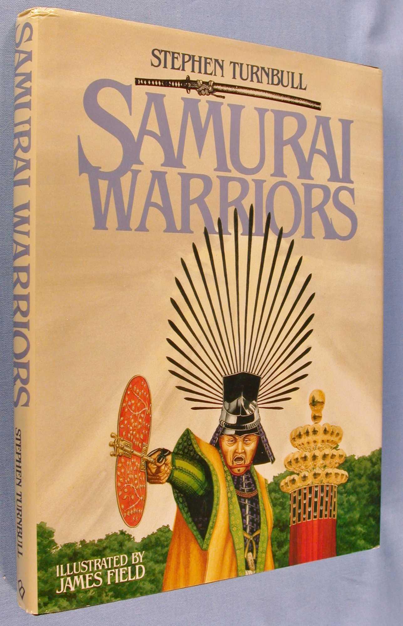 Samurai Warriors, Turnbull, Stephen