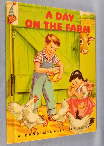 A Day On the Farm, Evers, Alf