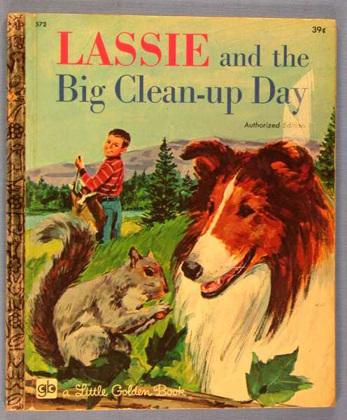 Lassie and the Big Clean-up Day, Graham, Kennon