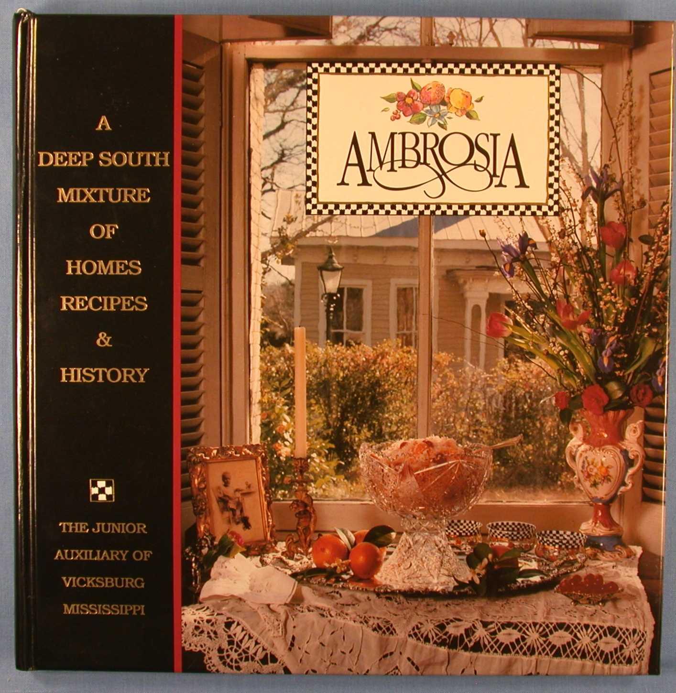 Ambrosia, Junior Auxiliary of Vicksburg