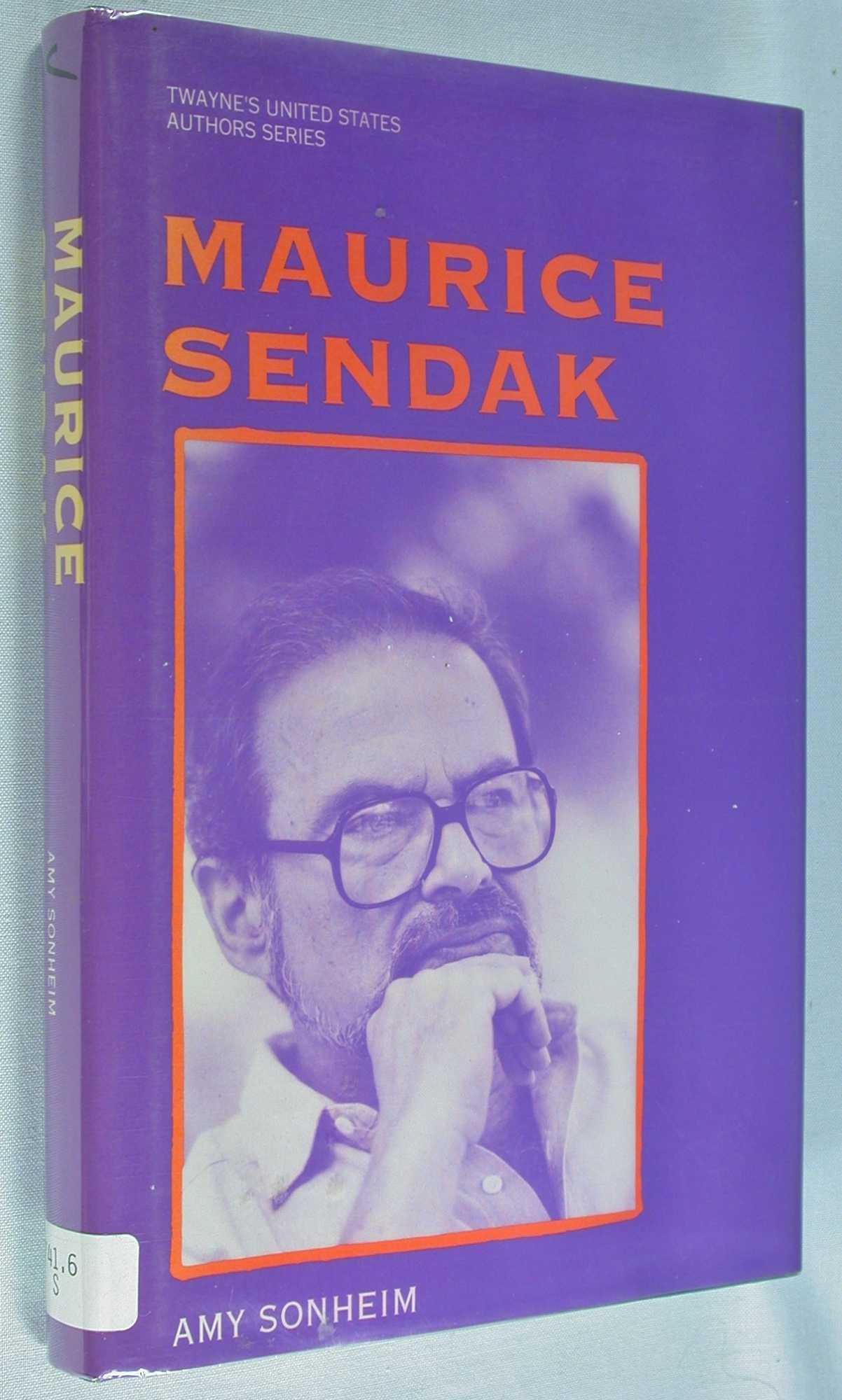 Maurice Sendak (Twayne's United States Authors Series), Sonheim, Amy
