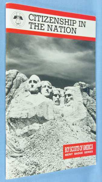 Citizenship in the Nation (Merit Badge Series), Boy Scounts of America