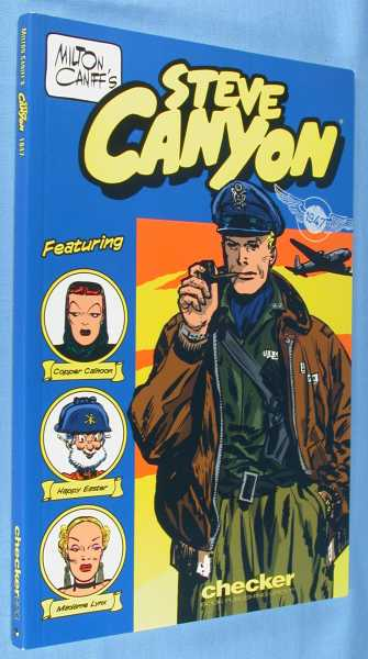 Milton Caniff's Steve Canyon - 1947, Caniff, Milton