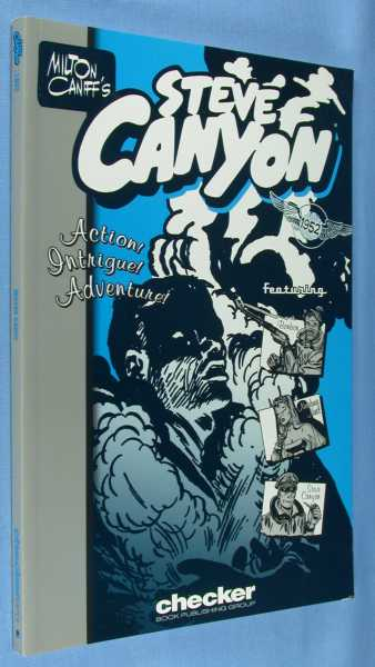 Milton Caniff's Steve Canyon - 1952, Caniff, Milton