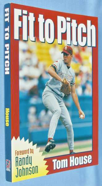 Fit to Pitch, House, Tom; Randy Johnson (forward)