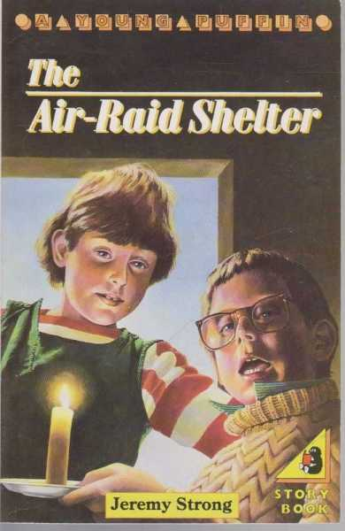 The Air-Raid Shelter, Jeremy Strong