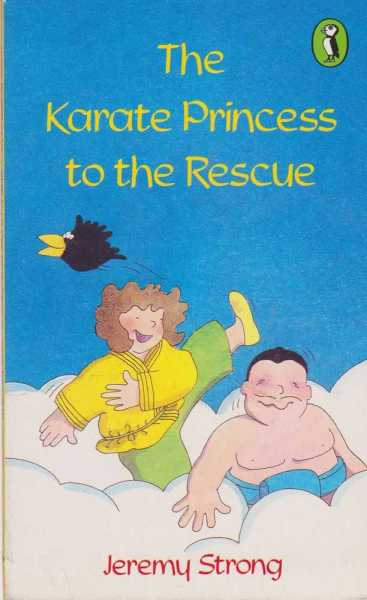 The Karate Princess To The Rescue, Jeremy Strong