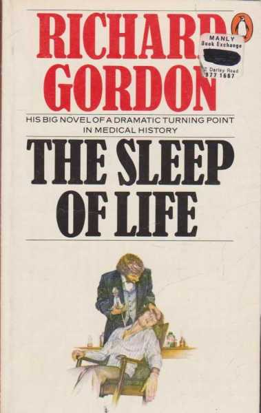 The Sleep of Life, Richard Gordon