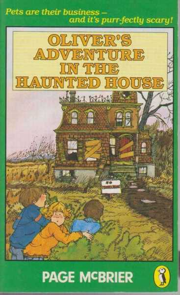 Oliver's Adventure In The Haunted House, Page McBrier