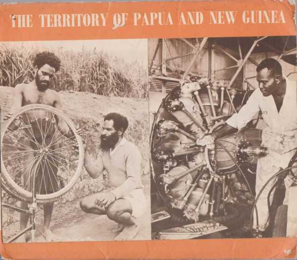The Territory of Papua and New Guinea, The Department of Territories