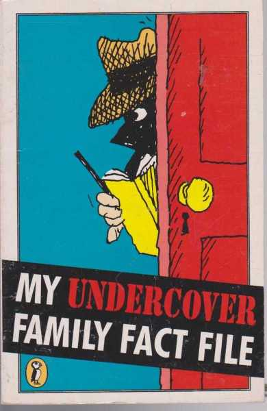 My Undercover Family Fact File, John Astrop