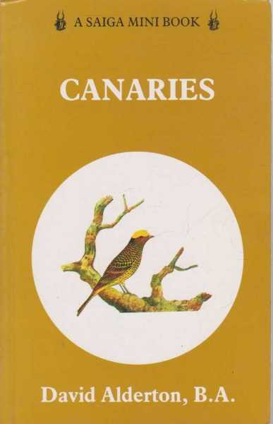 Canaries, David Alderton