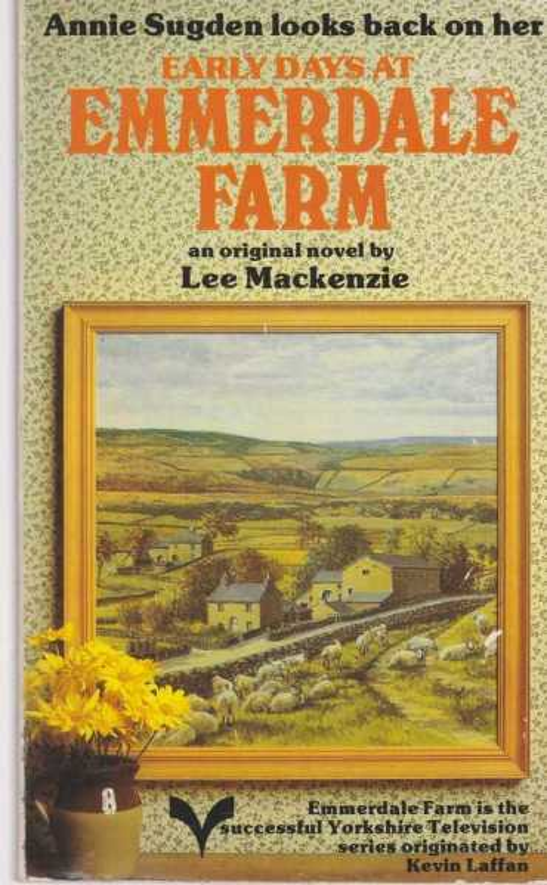 Early Days At Emmerdale Farm, Lee Mackenzie