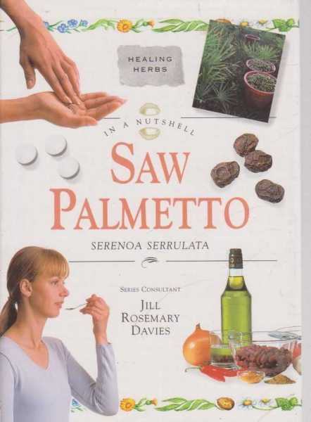 Saw Palmetto, Jill Rosemary Davies