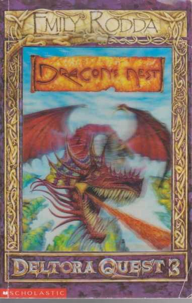 Dragon's Nest [Deltora Quest 3 - Book 1], Emily Rodda