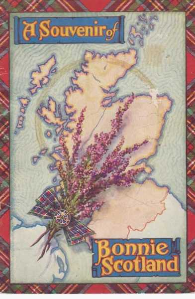 A Souvenir of Bonnie Scotland, Allan Junior [Compiled]