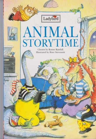 Animal Storytime, Ronne Randall (Chosen)