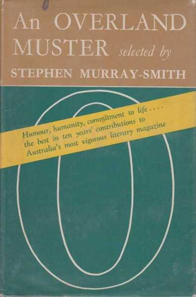An Overland Muster, Stephen Murray Smith