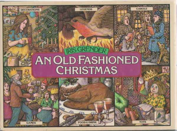 An Old-Fashioned Christmas, Iris Grender