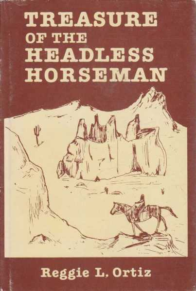 Treasure of the Headless Horseman, Reggie L Ortiz