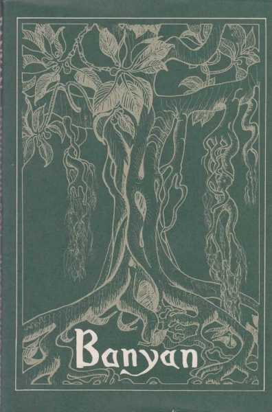 Banyan - A Selection of Poems By Edwin Wilson, With Pencil Drawings By Elizabeth McAlpine, Edwin Wilson [Signed Edition]