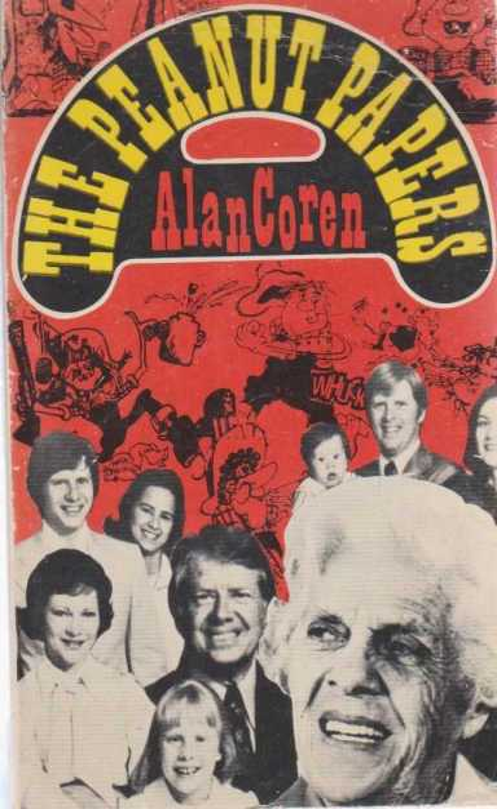 The Peanut Papers - in Which Miz Lilian Writes, Alan Coren