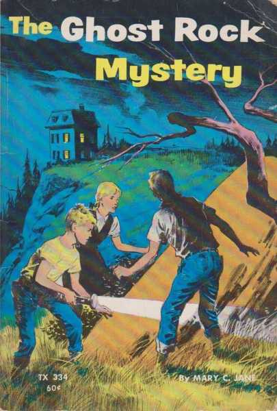 The Ghost Rock Mystery, Mary C. Jane