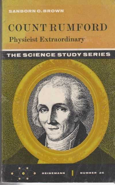 Image for Count Rumford - Physicist Extraordinary [The Science Study Series]